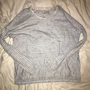 Abercrombie and Finch Striped Long Sleeve